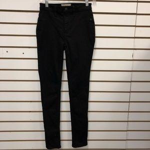 free people Women's Pant NWT Black Skinny Size 27